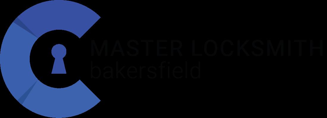 master locksmith Bakersfield ca logo