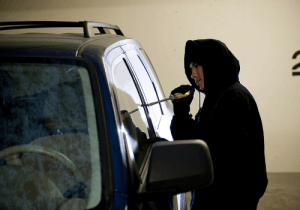 Auto Theft -  car Locksmith Bakersfield
